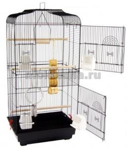 размеры домика для волнистых попугаев
