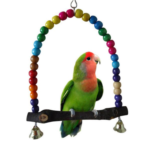 оборудование для клетки попугая